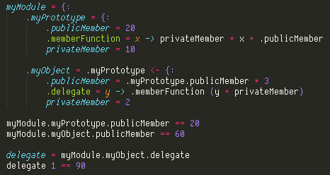Member name resolution in my language